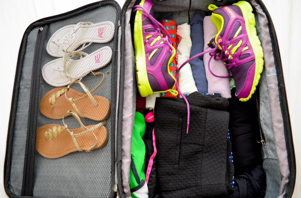 What to pack on your next summer vacation - and it all fits in a carry on!