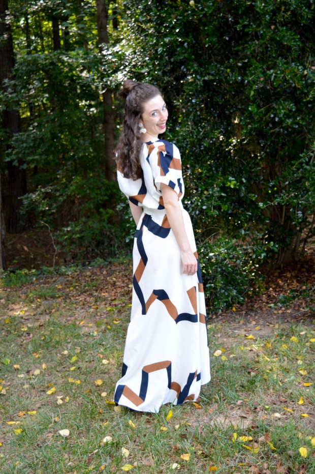 White maxi dress | rehearsal dinner outfit