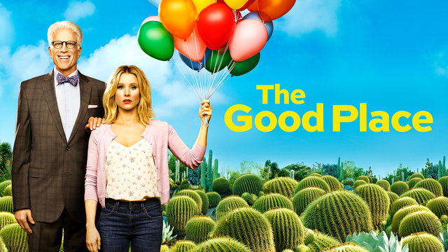 Watching: The Good Place