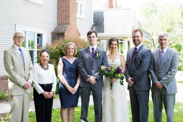 Our wedding | The groom's family