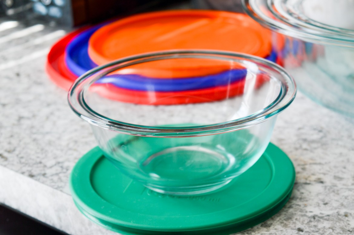 The Best Things We Registered for // Glass Mixing Bowls // Hunting for Pink Flamingos