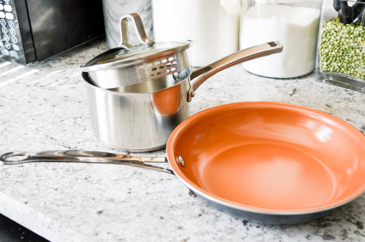 The best pots and pans from our wedding registry