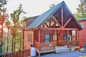 Vacation Rental Cabin in Gatlinburg.