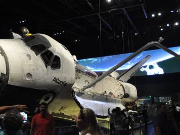 Tour Kennedy Space Center with Kids.