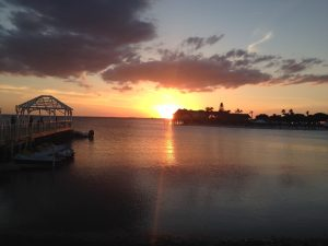 What to do in Tampa with Kids? Watch the sunset over the bay...and much more. www.huntingforrubies.com
