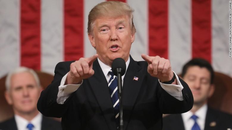 Trump Speech Before Congress