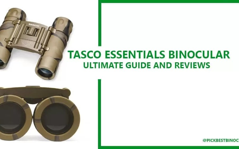 Tasco Essentials Binocular Review