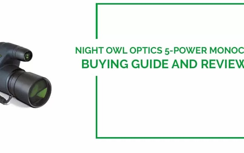 Night Owl Optics 5-Power NOXM50 Night Vision Monocular Reviews