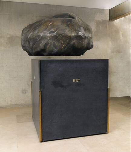 Wim T. Schippers - The floating stone - 1999