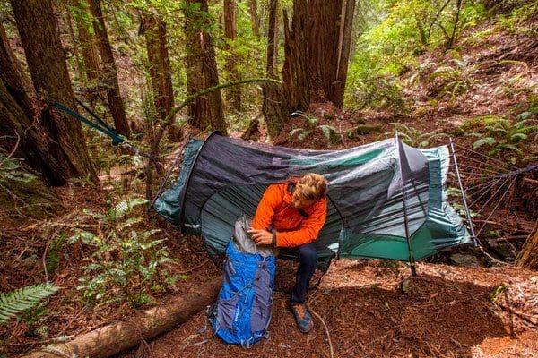 Lawson Blue Ridge Camping Hammock Review