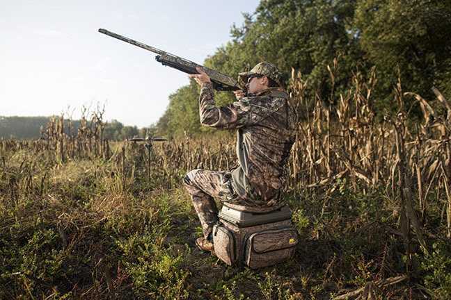 HUNTING: Doves for the Joy of It