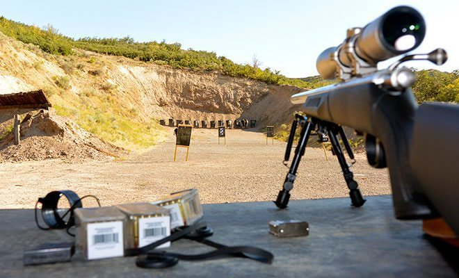 Backyard Shooting Range 4 factors to consider when setting up a practice shooting area in