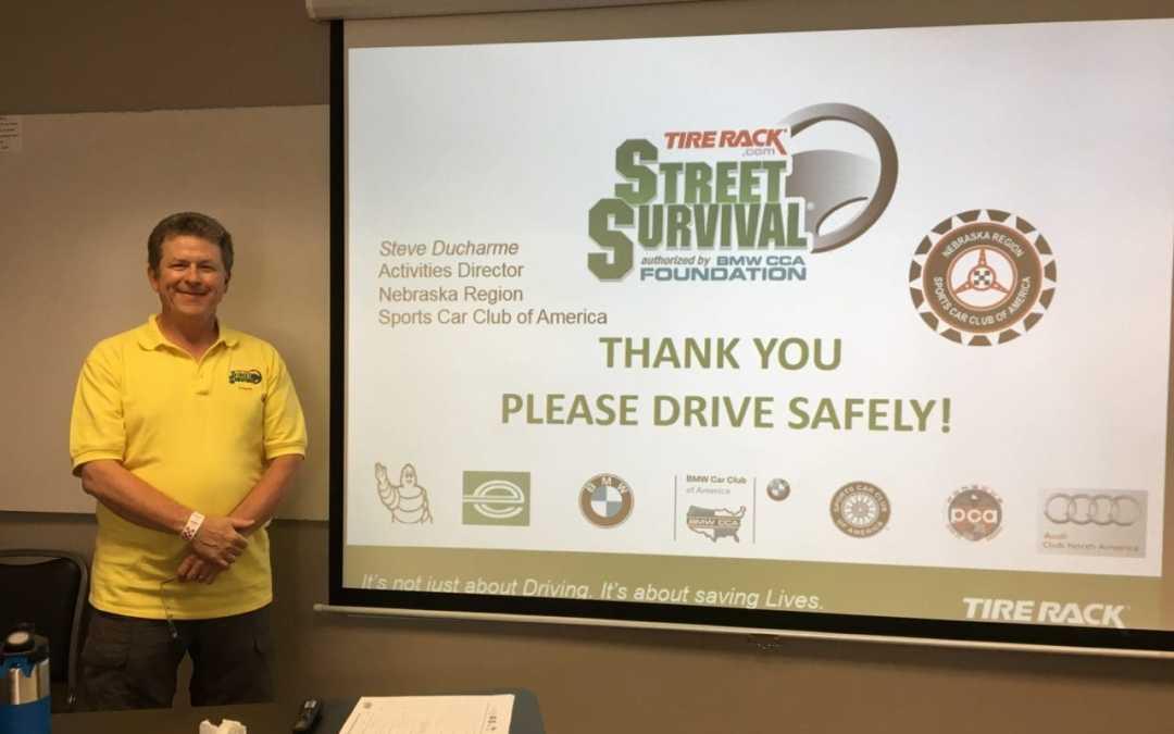 Tire Rack Street Survival Course