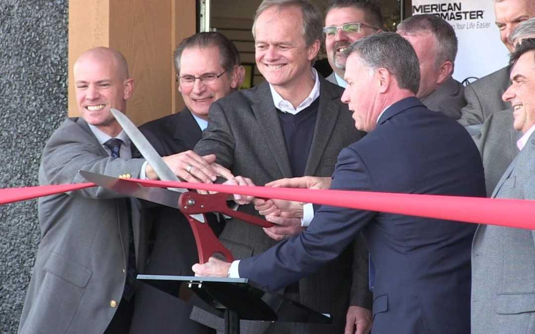 American Landmaster Cuts Ribbon on Indiana Production Line