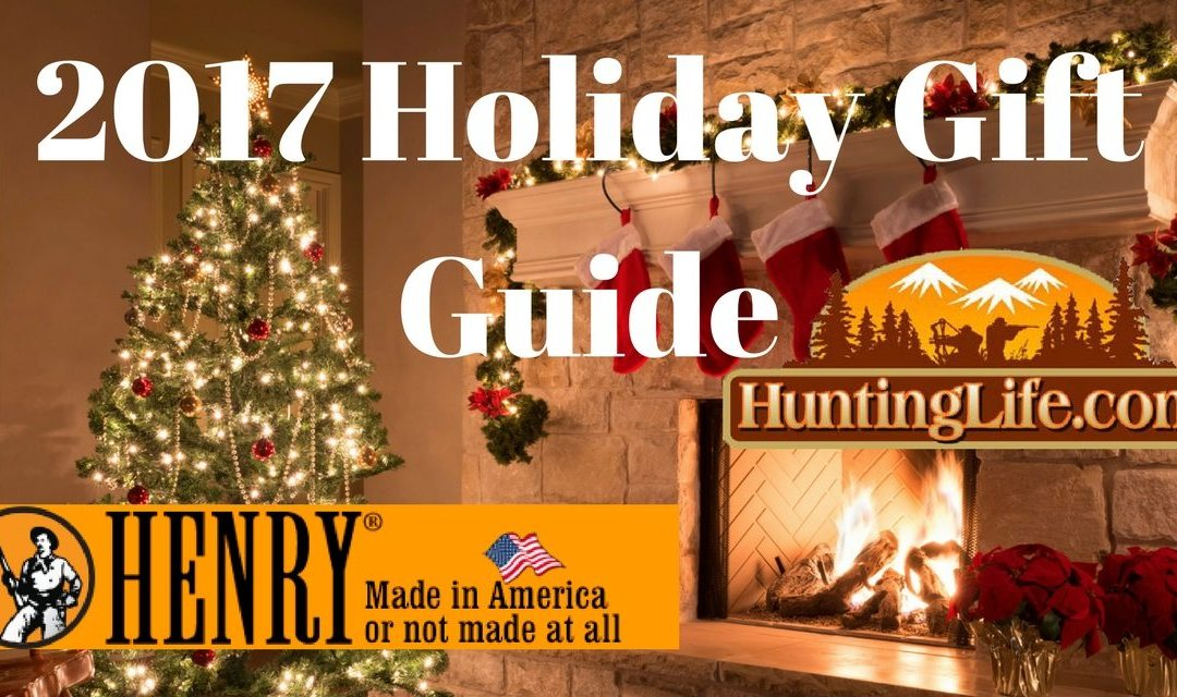 2017 Hunting Holiday Gift Guide