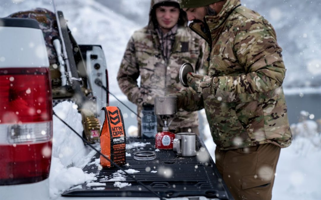 MTN OPS Formulates New Coffee Replacement for the Sportsman