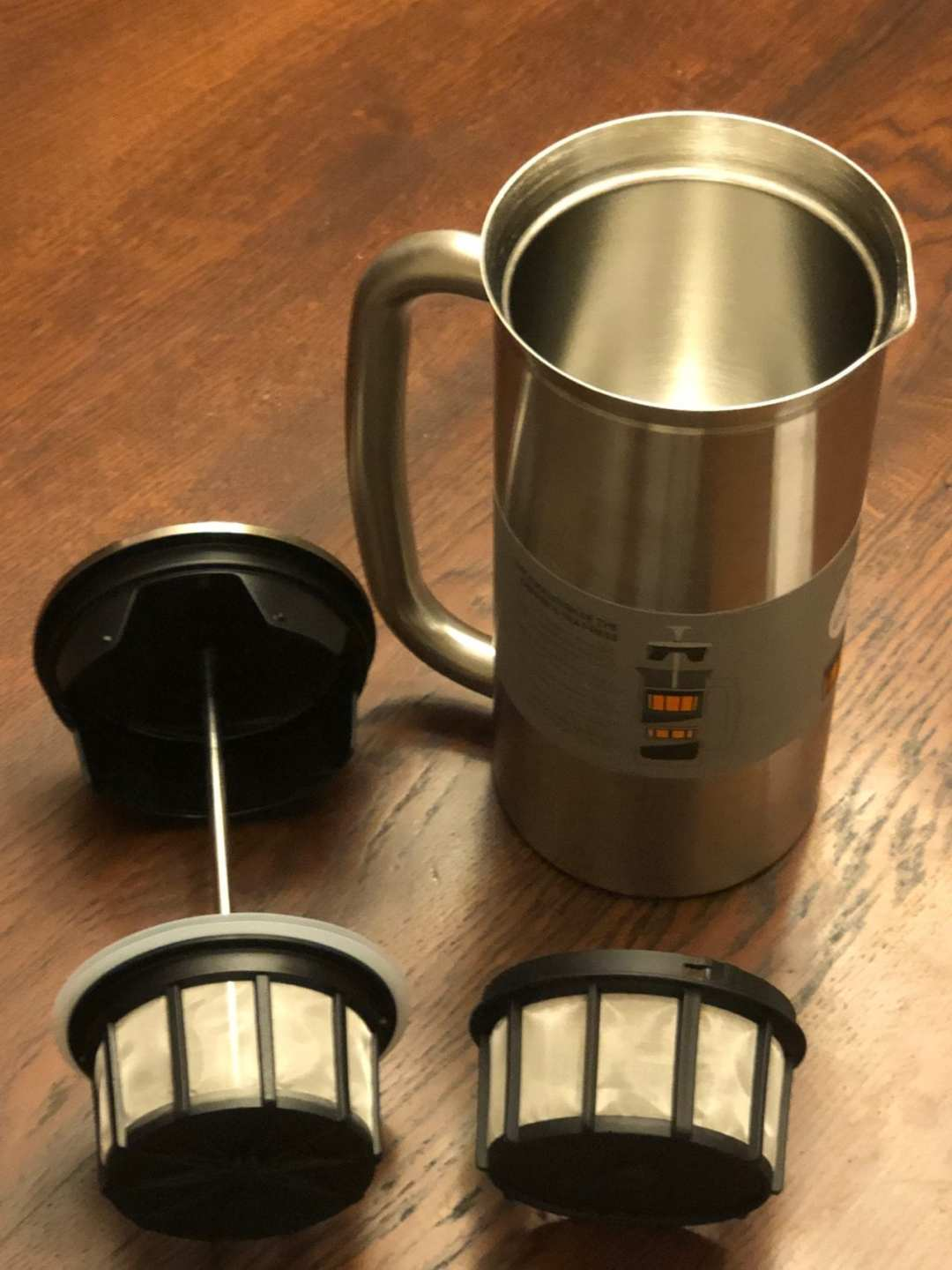 ESPRO Double Filter