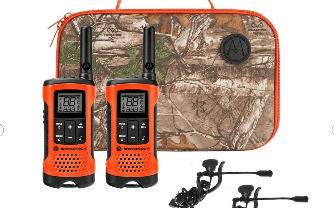 Two-Way Radios for Hunting Season