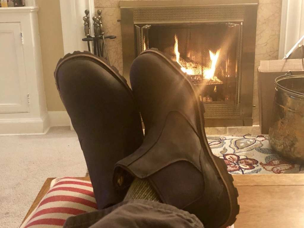 Muck Boot Company Chelsea Leather Boots