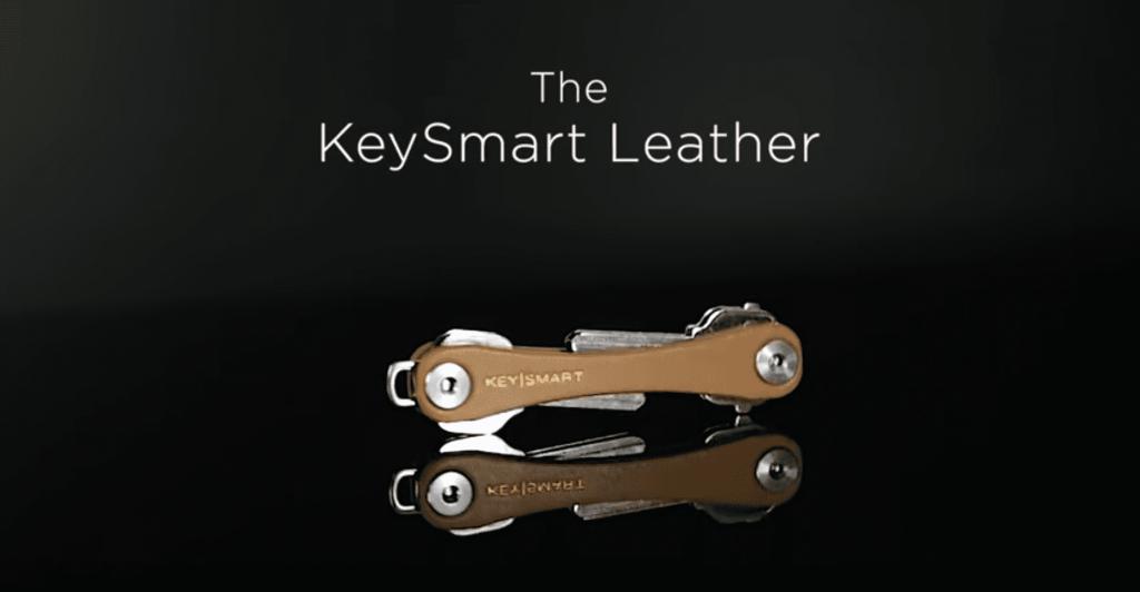 KeySmart Leather