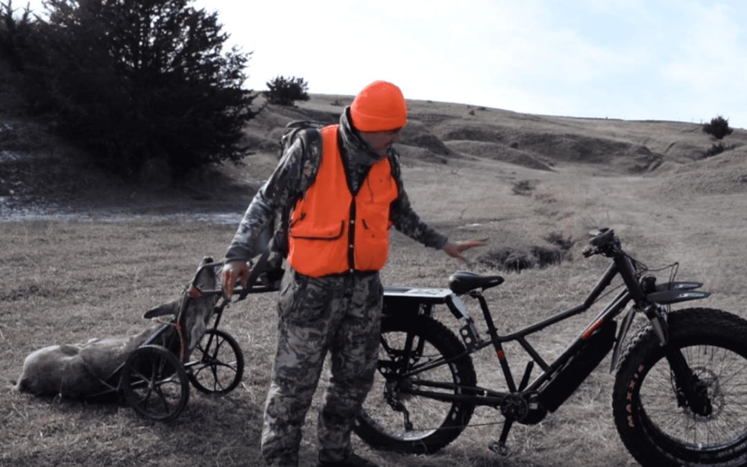 Deer Hunting with the Rungu Electric Juggernaut