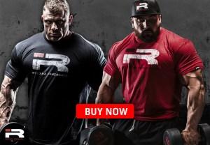 Graphic Design & Marketing For Iron Rebel Power Gear