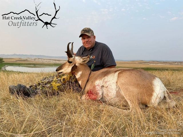 Whitetail Deer And Mule Deer Hunting With Elk Hunts Antelope And Merriam Turkey Hunts Available At Hat Creek Valley Outfitters