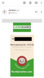 EarnKaro Affiliate App Reviews, Does Earnkaro is Real Or Fake- Earn 10% Profit Lifetime