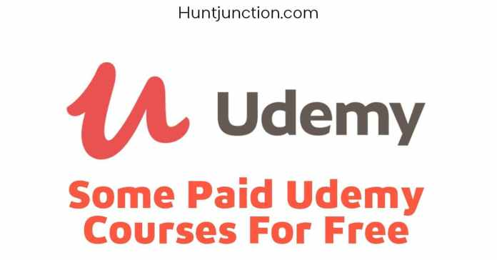 Free Udemy Paid Courses | Free Udemy Courses Online | Courses With Certificates 2021 - 100% Working Codes