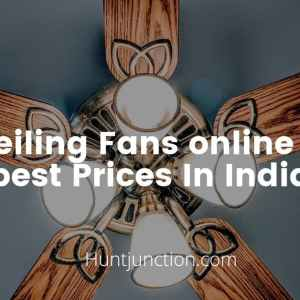 Buy Ceiling Fans Online at the Best Prices In India 2021