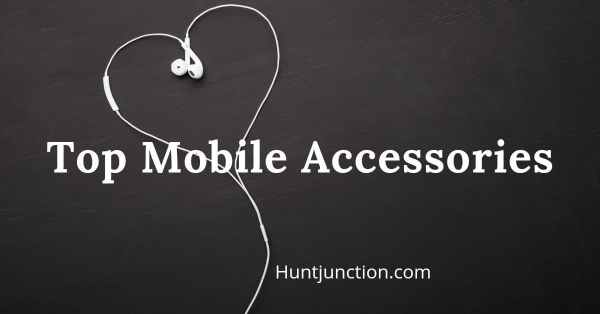 Top Mobile Accessories: Buy Mobile Accessories online at best Price