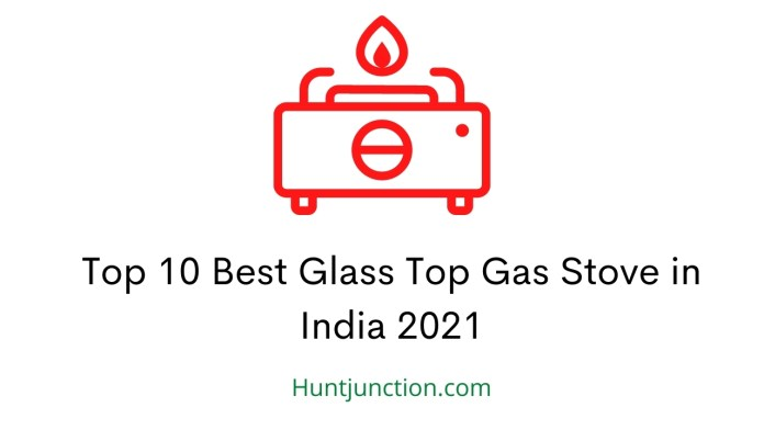 Top 10 Best Glass Top Gas Stove in India 2021