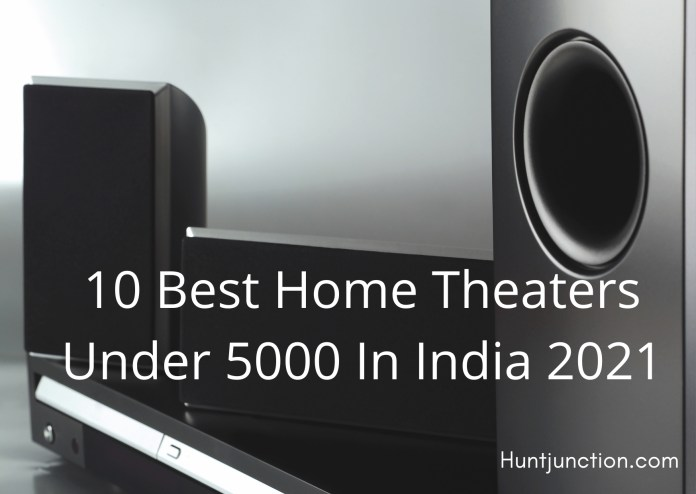 10 Best Home Theaters Under 5000 In India 2021