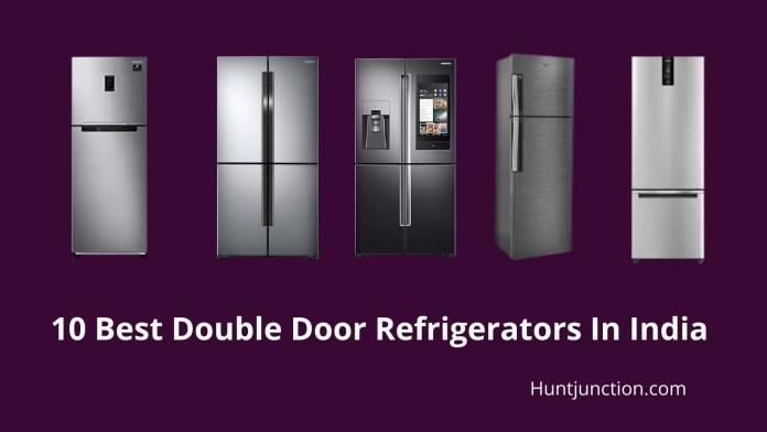 10 Best Double Door Refrigerators In India (September 2021)
