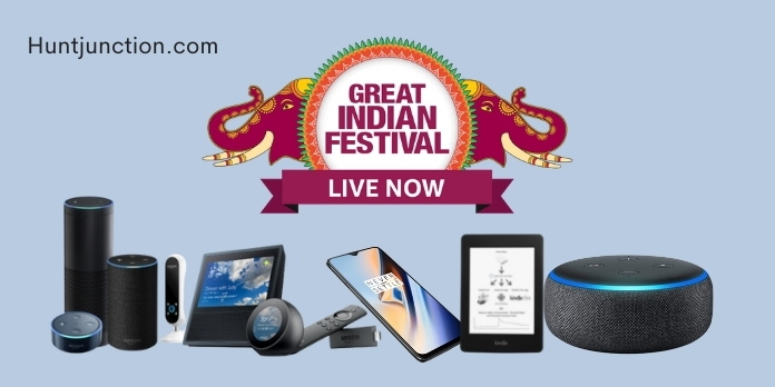 Amazon Great Indian Festival Sale 2021: Best Discount Offers, Deals And Other Sale Details