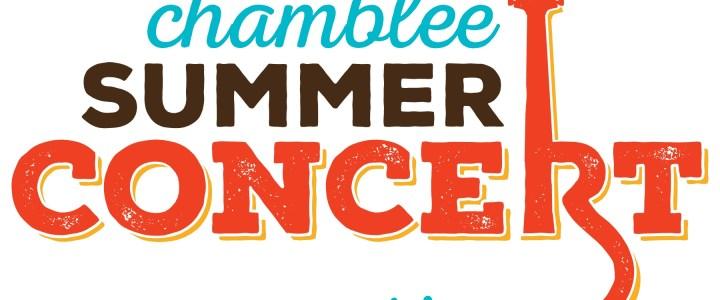 Chamblee Summer Concert Series