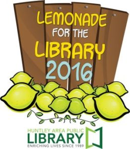 Lemonade for the Library