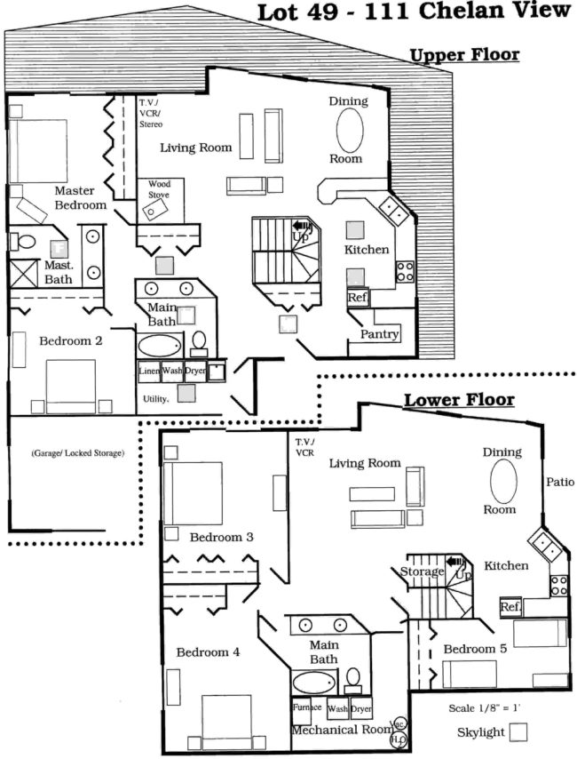 Floor Plan for Lot 49