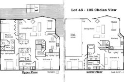 Floor Plan for Lot 46