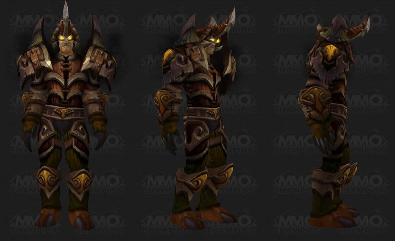 Wow Hunter Tier 5 Armor