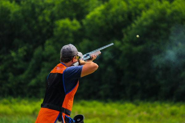 Team Browning Shooting Vest