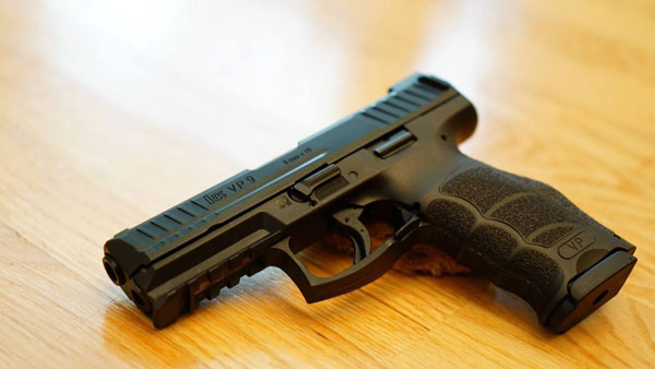 Walther Ppq Racking The Slide