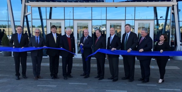 Blue Origin Launches Engine Building Plant