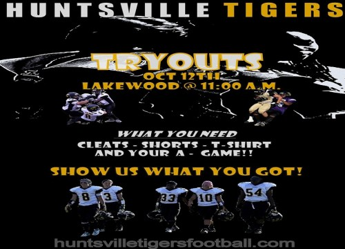 TIGERS GEAR UP FOR 2ND TRYOUT