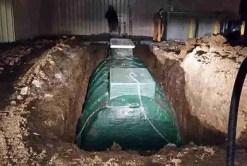 Lifesaver LS-40 Person Underground Storm Shelter - in ground3