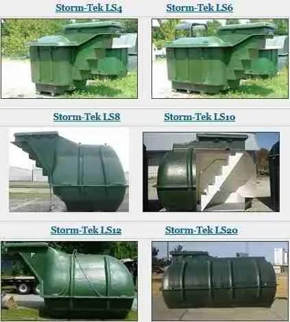 Lifesaver storm shelters