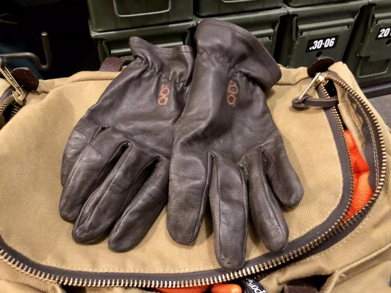 Bob Allen Shooting Gloves