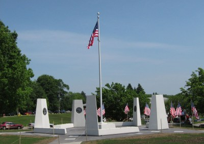 HALES CORNERS VETERANS MEMORIAL