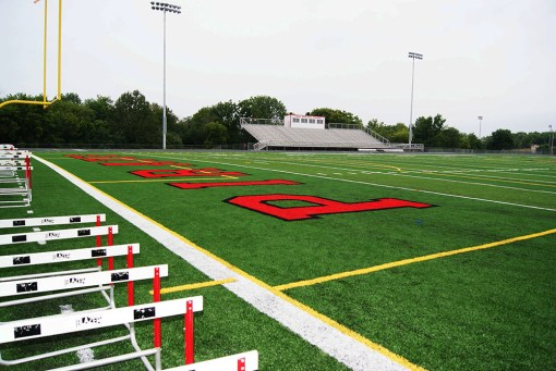 PEWAUKEE SCHOOL DISTRICT ATHLETIC FIELD