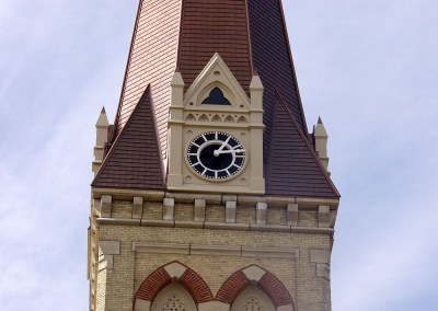 ST. BERNARD'S CATHOLIC CHURCH